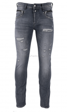 Le Temp des Ceries Jeans Floris grey 1