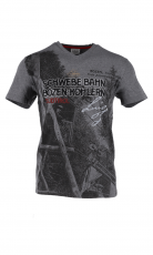 Luis Trenker T-Shirt Connell grau 3 1