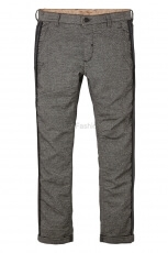 Barb'one Lexington Men s Chino Wool Look nero 1 2