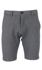 Gabba Jason Chino Short Jersey lt. grey mel.