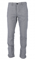 Gabba Jones Chino grey melange 1