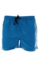 Muchachomalo Swimshort Solid blue