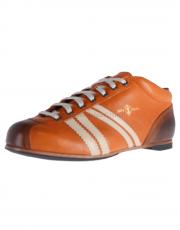 Zeha Berlin Liga orange/cognac/offwhite
