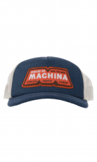 DEUS Ex Machina Machina Trucker dusty blue