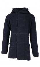 Hannes Roether Strickjacke tu12re earl/black 3
