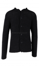 Hannes Roether Strickjacke nes12tor shady/black 3 1