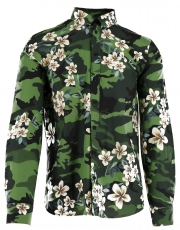 GABBA Roller Caflow Shirt jungle green 1