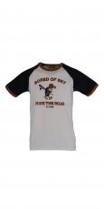 Kytone T Shirt Vulture 3 white 1