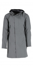 Krakatau Svetlo Serin grey Rainjacket grey 1