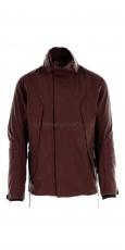 Krakatau Bordov Rainjacket oxblood 1