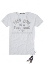 Rude Riders Full Tank T Shirt Col. 84025  2