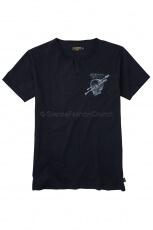 Rude Riders Suerte Muerte T Shirt P84141 black 2