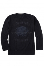 Rude Riders La Indian Longsleeve black col. 10009 2