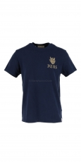 DEUS Ex Machina Dancing Devil Tee navy 2