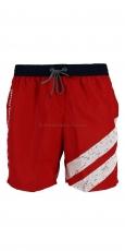 Scuola Nautica Italiana Badeshort red 3