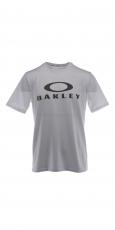 Oakley T Shirt Bark weiss 1 2
