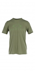 Oakley T Shirt Bark washed army  1 2