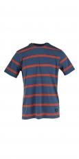 Oakley T Shirt Six Stripes SS interstellar blue 1 2