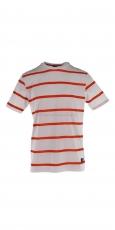 Oakley T Shirt Six Stripes SS white 1 2