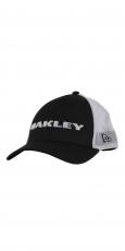Oakley Heather New Era Hat graphite 00N  3