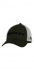 Oakley Heather New Era Hat dark brush 86V  3