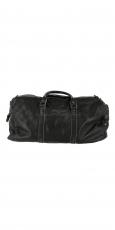 Minoronzoni 1953 Sport Bag black vintage 1