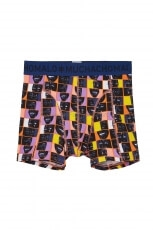 Muchachomalo Short Emotio04 royal/schwarz  2