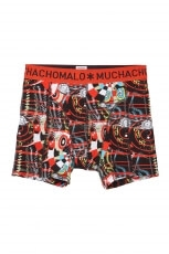 Muchachomalo Short Hypno04 red  2