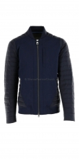 Handstich Jacke Anthony night blue 1