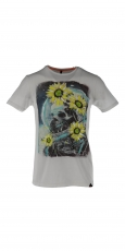KOON Shirt Sunflower off white 6510  1 2