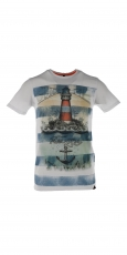 KOON Shirt Lighthouse white 6518  1 2