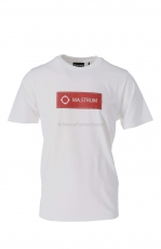 MA.STRUM Icon Box Logo Tee Jet Optic White  1