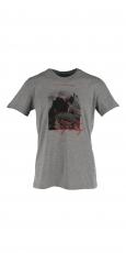 Luis Trenker T Shirt Moritz grau 1