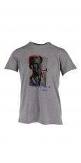 Luis Trenker T Shirt Martin grau 1
