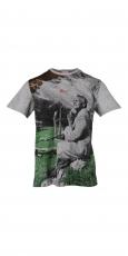 Luis Trenker T Shirt Carol hellgrau 1