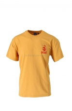 DEUS Ex Machina Kraftwerk Tee honey gold 1