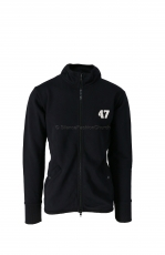 Kytone Sweatjacke Reference black 1
