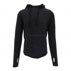 Hannes Roether H pullover hoo36dy black 1