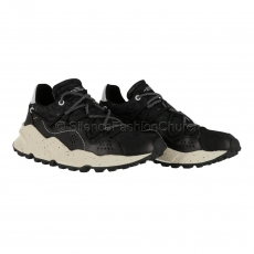 Flower Mountain Raikiri Man Nylon/Calf  black 1