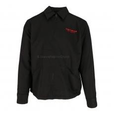 Denham the Jeanmaker Leighton Suka Jacket black 1