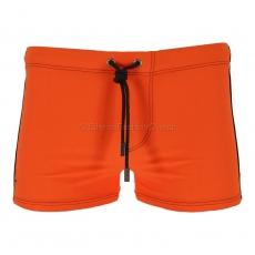 Ramatuelle Borneo Swim Trunk fluor orange 1