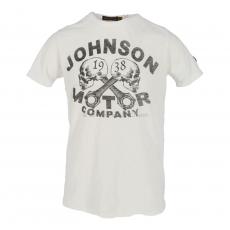 Johnson Motors  1938 Skulls white