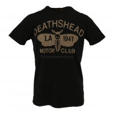 Johnson Motors  Deathshead oiled black