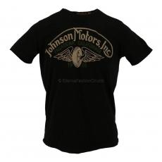 Johnson Motors  Winged Wheel oiled black