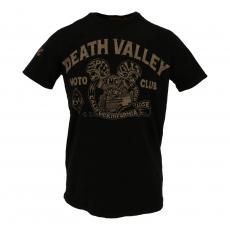 Johnson Motors  Death Valley oiled black