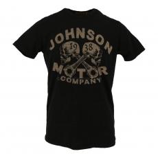 Johnson Motors  1938 Skulls oiled black