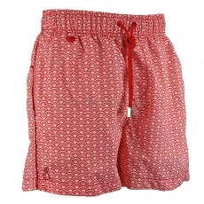 Ramatuelle Caledonia Swimshort red