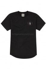 Kytone T-Shirt Stand Up black