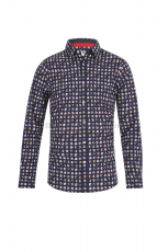 Lucky de Luca Men s Shirt Helm Print 1