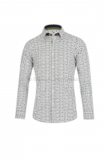 Lucky de Luca Men s Shirt Hats Print 1 2